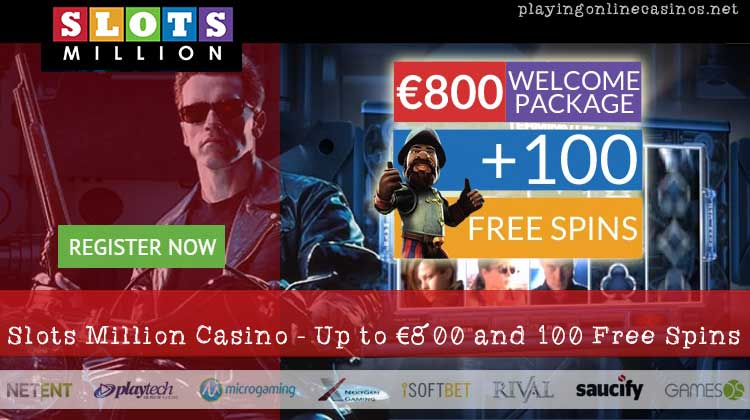 New online casino welcomes new players
