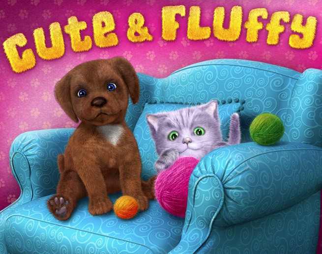 Play Cute & Fluffy Online Pokies at Casino.com Australia