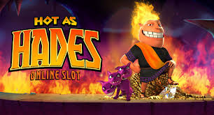 Hot as Hades online pokie by Microgaming