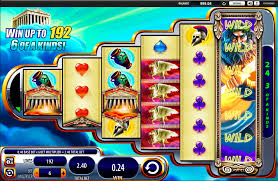 Playtech has released pokie game Zeus