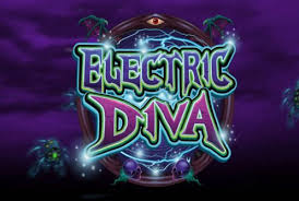 Microgaming presents the Electric Diva online pokie game